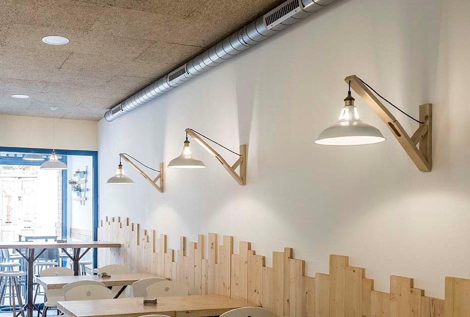 Restaurante moderno en Vigo