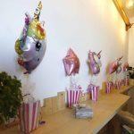 Decoración cumpleaños en La Tula